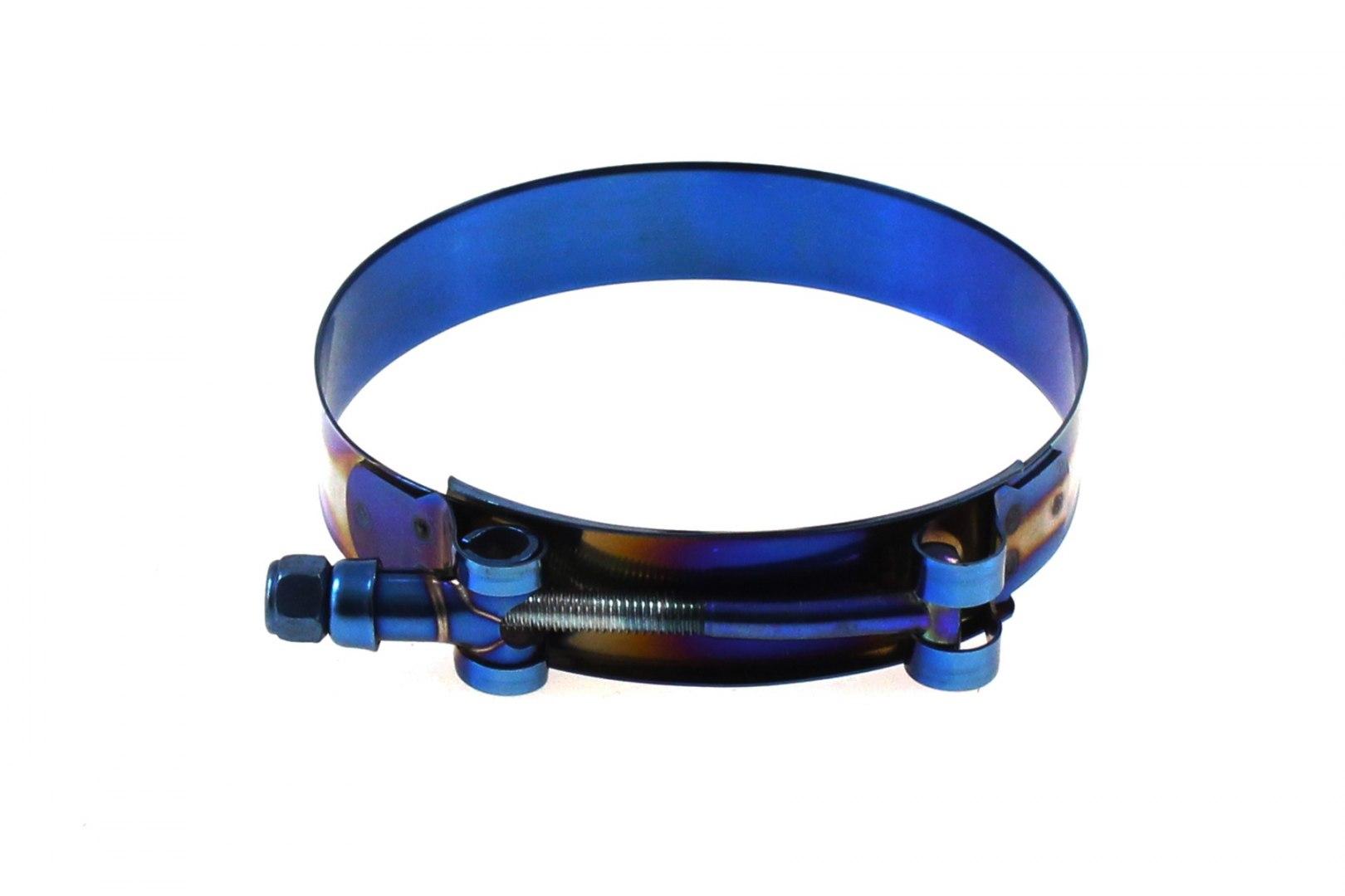 Opaska zaciskowa TurboWorks 84-92mm T-Clamp - GRUBYGARAGE - Sklep Tuningowy